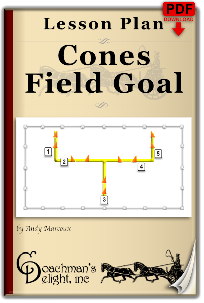 Cones Field Goal Lesson Plan 1
