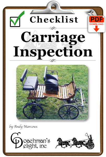 Carriage Inspection 1