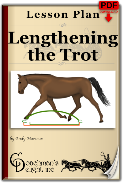 Lengthening the Trot 1