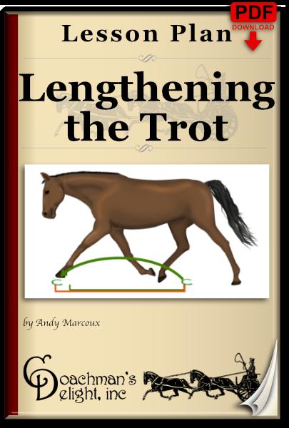 Lengthening the Trot 1