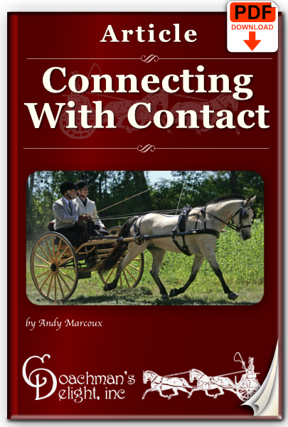 Connecting With Contact 1