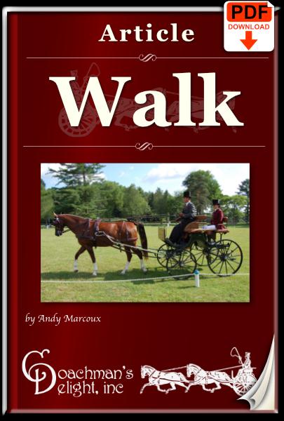 Walk That Walk 1