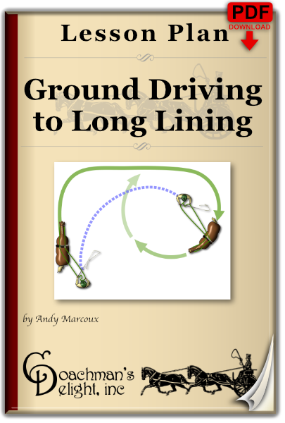 Ground Driving to Long Lining 1