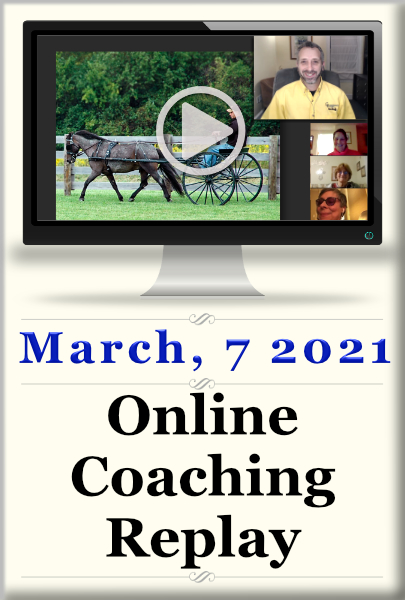 Group Coaching - March 7 1