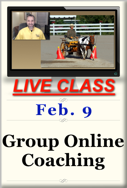 Group Online Coaching ~ March, 2021 1